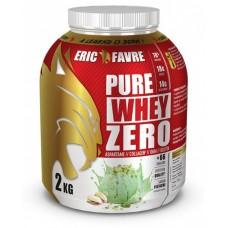 ERIC FAVRE PROTEIN 78% PURE WHEY ZERO ΦΥΣΤΙΚΙ 2kg